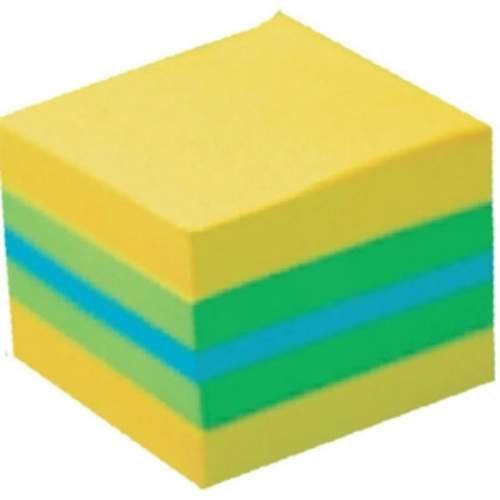 Haftnotizblock 400 Blatt lemon POST-IT 2051-L Mini-Würfel