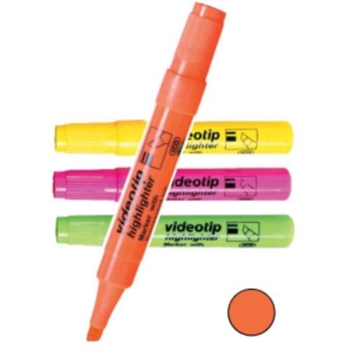 Textmarker VIDEOTIP, 1-4 mm, orange