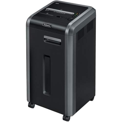 FELLOWES 225i Strip shredding schwarz Aktenvernichter