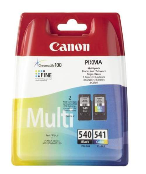 Original Canon 5225B006 / 540541 Tinte schwarz, color