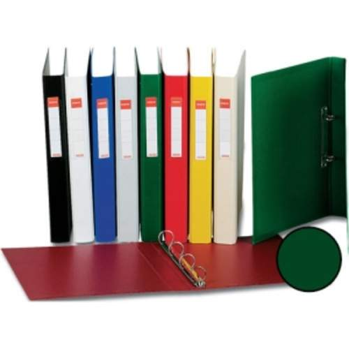 ESSELTE Standard Ring Binders , PP Green 2 x 25 mm Grün Ringmappe