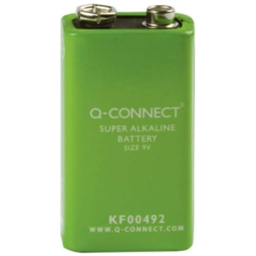 Q-CONNECT 9V Alkali 9V